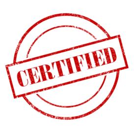 picture certificat