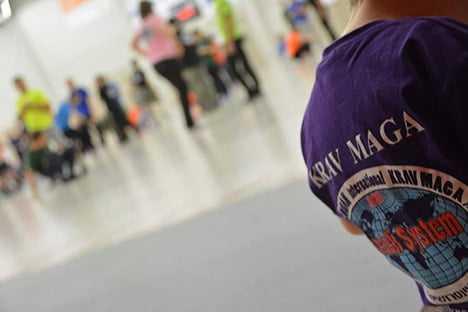 Logo IKM Krav Maga