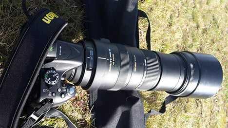 Mon Nikon D5200